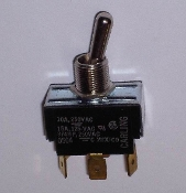 SWITCH DPDT TOGGLE 33286