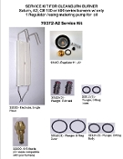 SERVICE KIT 70372 SATURN A2 OR CB 525/550S2 / CB 551 H3 / 551 H5