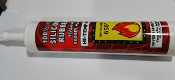 High Heat Cement / Mortar sealant 10 ounces