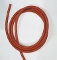 "Reznor waste oil furnace air hose / tubing 20"" red 130673"